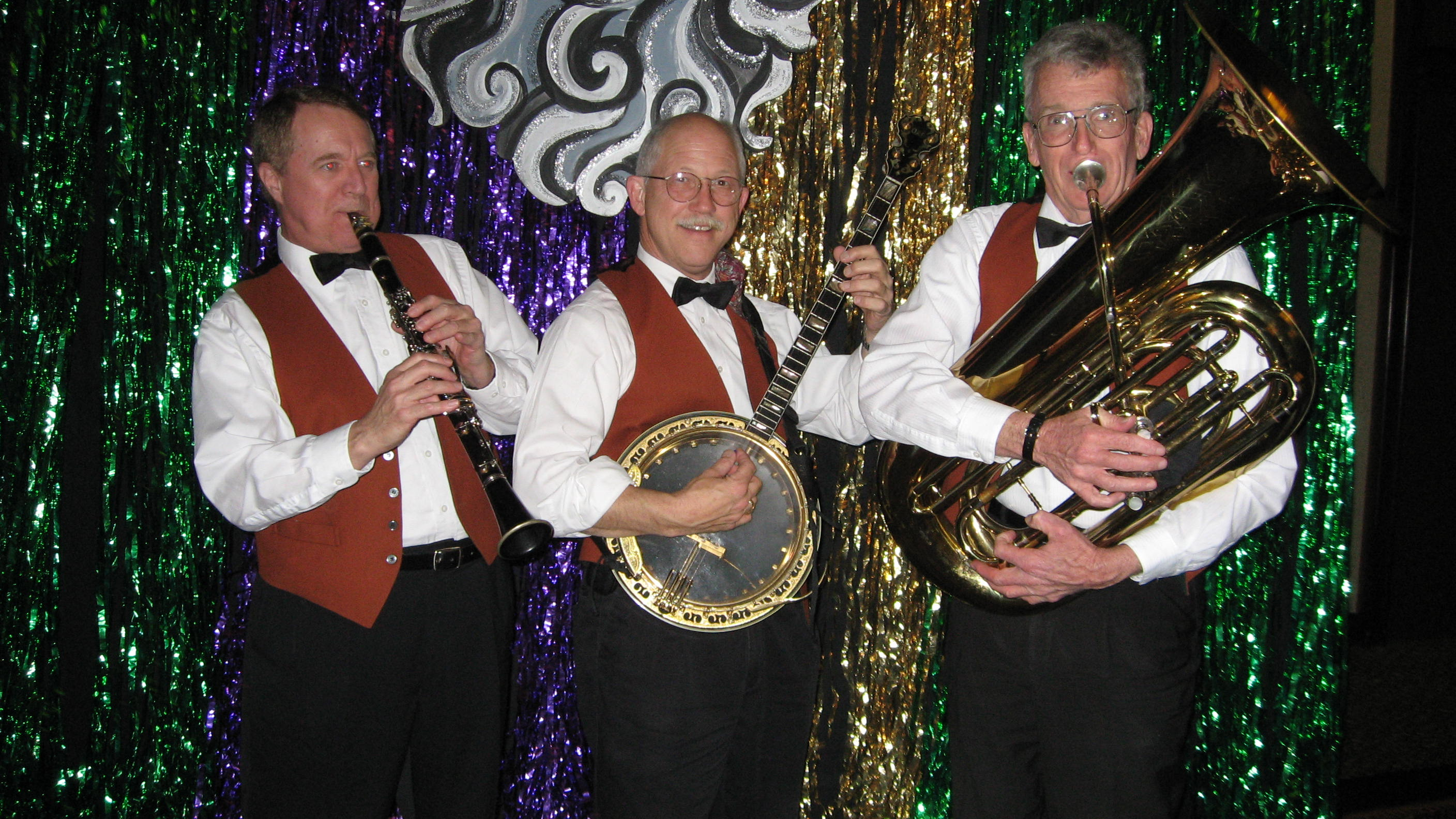 Fog City Dixieland Band